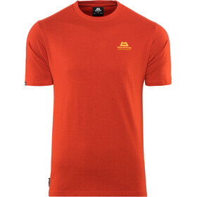 Mountain Equipment X-Ray - T-shirt manches courtes Homme - rouge